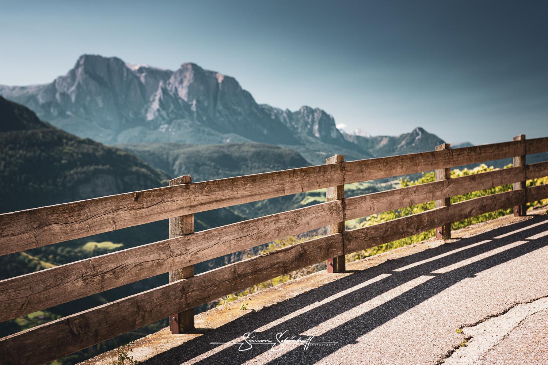 Foto Spots in Südtirol: Barbianer Wasserfälle & Dreikirchen