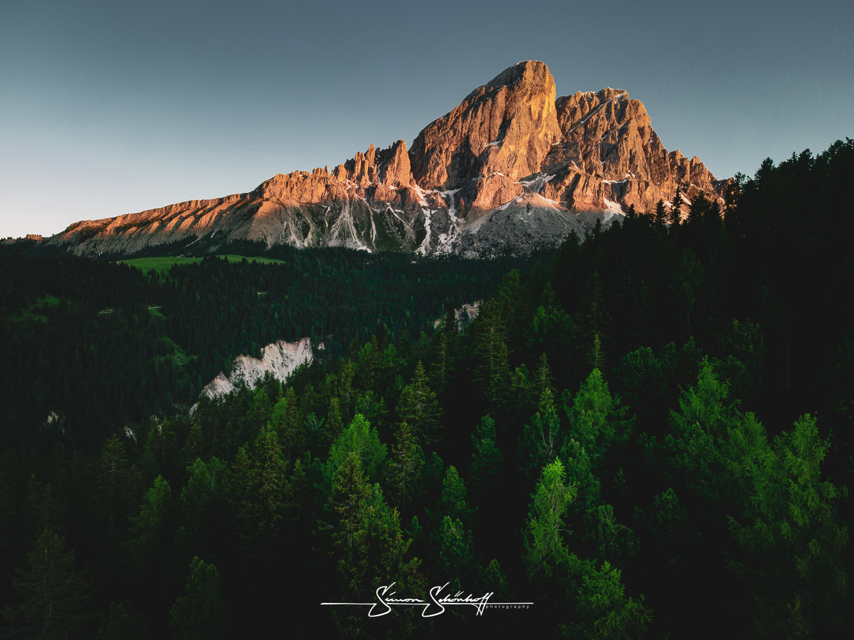 Foto Spots in Südtirol: St. Johann in Ranui & Würzjoch