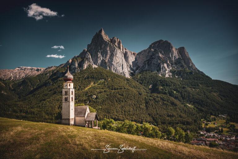 Read more about the article Foto Spots in Südtirol: Kastelruth und die Seiser Alm