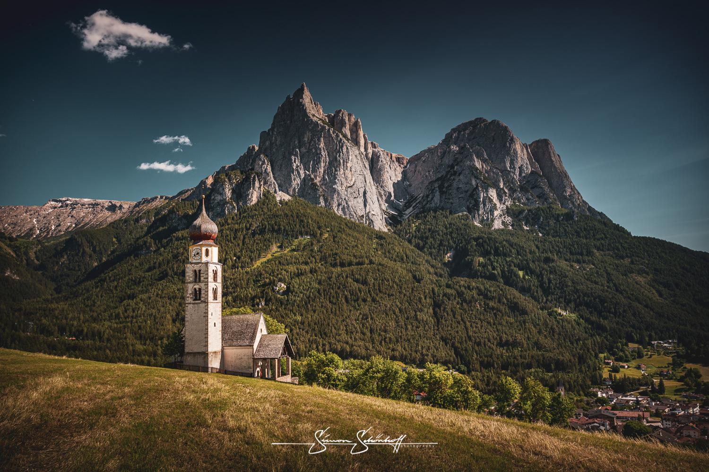 Foto Spots in Südtirol: Kastelruth und die Seiser Alm