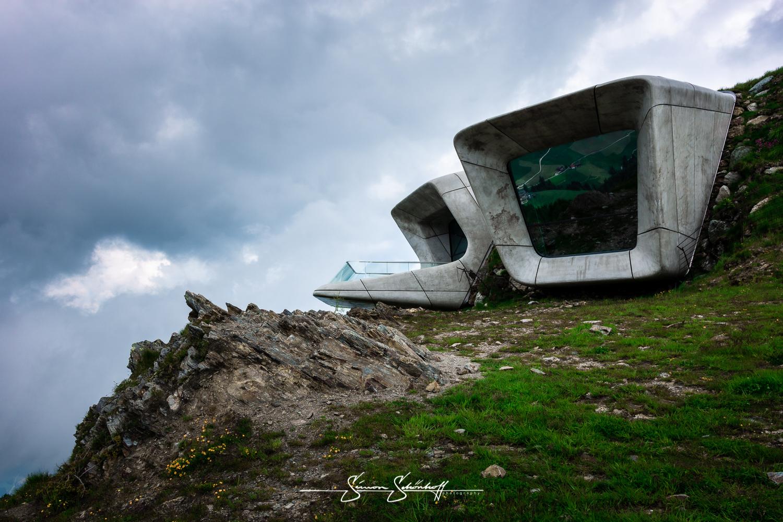 Foto Spots in Südtirol: Messner Mountain Museum