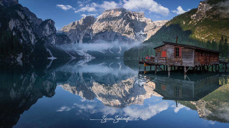 Foto Spots in Südtirol: Pragser Wildsee